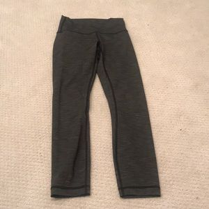 Lululemon Wonder Under Pant